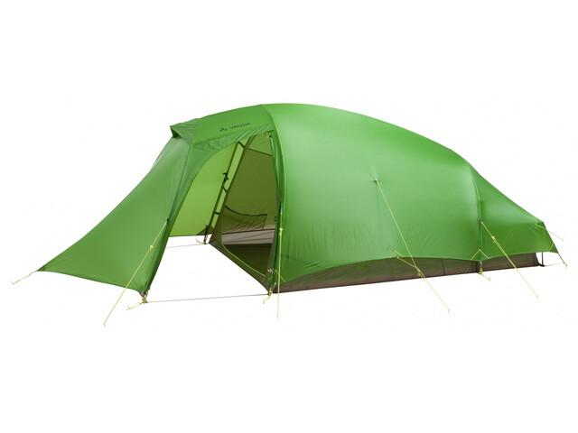 VAUDE Hogan SUL XT 2-3P tent groen